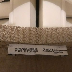 Zara Multi layer dress or blouse